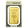 Heraeus Gold Bar - 50 g