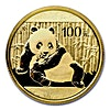 Chinese Gold Panda 2015 - 1/4 oz