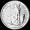 Silver Britannia  2015 - 1 oz
