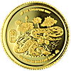 Singapore Mint Lunar Series Gold Coin