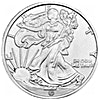 Walking Liberty Silver Rounds