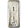 Valcambi Vintage Silver Bar - 1 kg