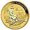 Australian Gold Kangaroo Nugget 2014 - 1/2 oz