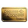 Degussa Gold Bar - 1 oz