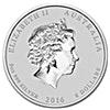 Australian Silver Lunar Series 2016 - Year of the Monkey - 5 oz