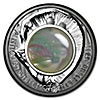 Australia 2015 Silver Mother of Pearl Coin - 1 oz