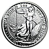 Silver Britannia 2016 - 1 oz