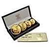 United Kingdom Gold Britannia 1987 4 coin set - Proof - 1.85 oz