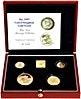 United Kingdom Gold Sovereign 1997 4 coin set - Proof - 2 oz