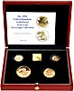 United Kingdom Gold Sovereign 1995 4 coin set - Proof - 2 oz