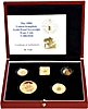 United Kingdom Gold Sovereign 1994 4 coin set - Proof - 2 oz