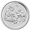 Australian Silver Lunar Series 2016 - Year of the Monkey - 1 kg