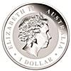 Australian Silver Koala 2016 - 1 oz