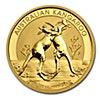 Australian Gold Kangaroo Nugget 2010 - 1/2 oz