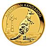Australian Gold Kangaroo Nugget 2012 - 1 oz