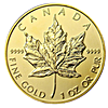 Canadian Gold Maple 2011 - 1 oz