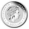 Australian Silver Kookaburra 2012 - 10 oz