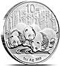Chinese Silver Panda 2013 - 1 oz