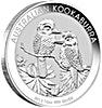 Australian Silver Kookaburra 2013 - 10 oz