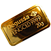 Degussa Gold Bar (Circulated in good condition)