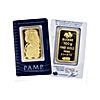 PAMP Gold Bar - Circulated in good condition - 100 g