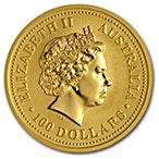 Australian Gold Lunar Series 2006 - Year of the Dog - 1 oz thumbnail