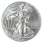 American Silver Eagle - Various years - 1 oz  thumbnail