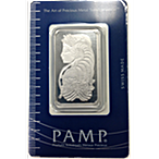 PAMP Palladium Bar - 1 oz thumbnail