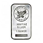 Silver Bullion Bar 1 oz - Sunshine Minting Inc thumbnail