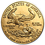 American Gold Eagle 1986 - 1/2 oz thumbnail