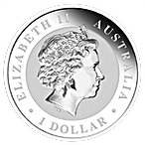 Australian Silver Koala 2011 - 1 oz thumbnail