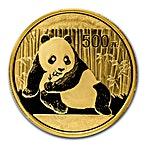 Chinese Gold Panda 2015 - 1 oz thumbnail