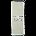 Excelsior Capital Finance Silver Bar - 100 g thumbnail
