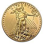 American Gold Eagle 2008 - 1 oz thumbnail