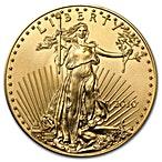 American Gold Eagle 2010 - 1 oz thumbnail
