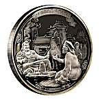Journeys of Discovery - Marco Polo - Circulated in good condition - 2 oz thumbnail