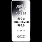 PAMP Silver Bar - Minted - 500 g thumbnail