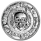 The Siren Silver Round - 2 oz thumbnail