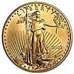 American Gold Eagle 2003 - 1 oz thumbnail