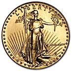 American Gold Eagle 1986 - 1 oz thumbnail