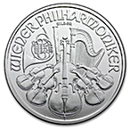 Austrian Silver Philharmonic - Various years - 1 oz thumbnail