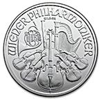 Austrian Silver Philharmonic 2011 - 1 oz thumbnail