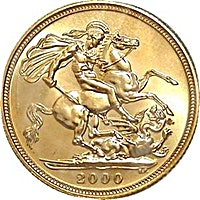 British Gold Sovereigns
