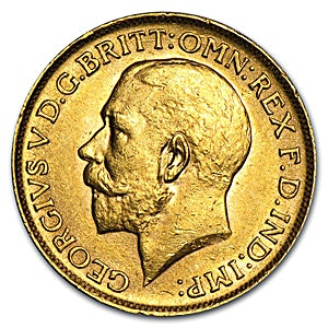 British Gold Sovereign - 7.32 g