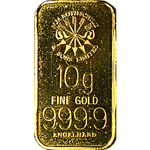 N M Rothschild Amp Sons Gold Bar Circulated In Good