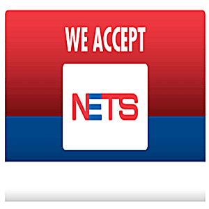 NETS payment is now available!