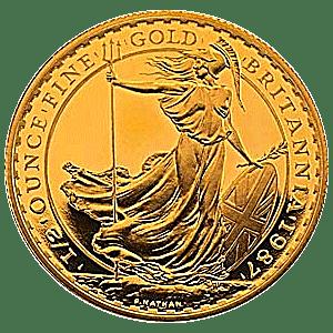 United Kingdom Gold Britannia 1987 Proof 1 2 Oz