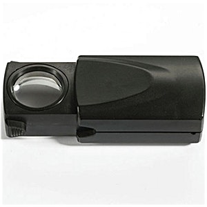 Pull-Out Magnifier with LED Light, Magnification 20 x