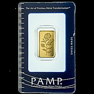 PAMP Gold Bar - 3 tola