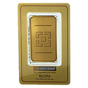 Hdfc Bank Gold Bar 50 G Bullionstar Singapore